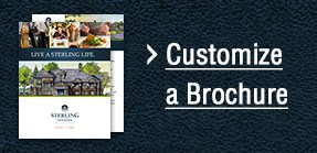 Create a Personalized Brochure for Sterling Estates West Cobb in Marietta, GA