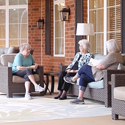 Hear why Myra loves The Sterling Life at Sterling Estates of West Cobb in Marietta Georgia