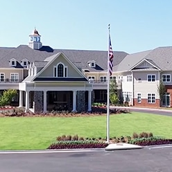 Take a tour of Sterling Estates of West Cobb's new and beautifully built senior community in Marietta Georgia