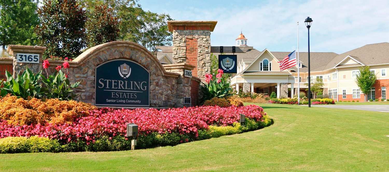 Music and entertainment at Sterling Estates West Cobb in Marietta GA