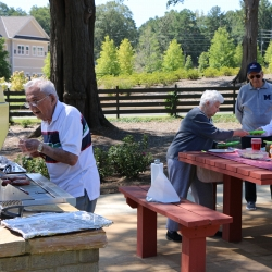 Summertime Picnic at Sterling Estates of West Cobb in Marietta, GA